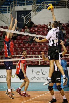 Paok Volleyball, Greece