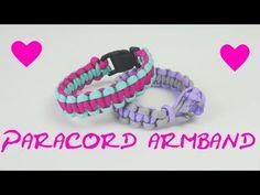 Paracord Armband Anleitung deutsch How to make a Paracord bracelet flechten DIY - YouTube