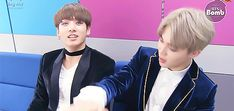 Someone pls tell them that's not really the way you're supposed to highfive... #Kookmin #typical