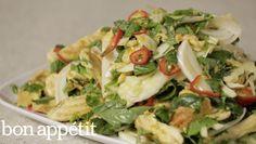 Saffron Chicken Salad with Yotam Ottolenghi