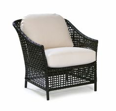 Platinum Outdoor Wicker Lounge Chair by wicker... | Wicker Furniture  wickerparadise.com