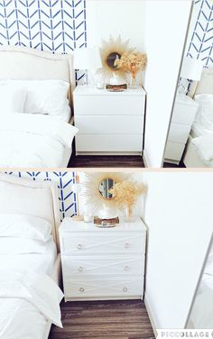 Malm Drawers Ikea Hacks Home Styling Ikea Ikea Malm – Images Gallery Ikea Furniture Hacks, Furniture Makeover, Ikea Hacks, Home Furniture, Furniture Design, Ikea 3 Drawer Dresser, Ikea Malm Drawers, Ikea Rast Nightstand, Ikea Bedroom