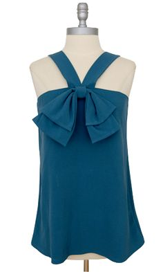 """Another view of the """"Me, The Best Gift Blouse"""" (Conversation Pieces)"""
