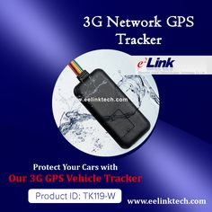 Tiny Waterproofed 3G Car Tracker with Extendable I/O Port - The 3G Vehicle GPS tracker TK119-W has some special features like 3G WCDMA GSM, internal battery, and water resistant case. Click here: http://www.eelinktech.com/new-3g-network-gps-tracker-3g-car-tracker-small-size-awith-a-extend-io-port-ip67-waterproof/ #GPSTracker #GPSTracking #CarTracker #GPSTrackers #VehicleTracking