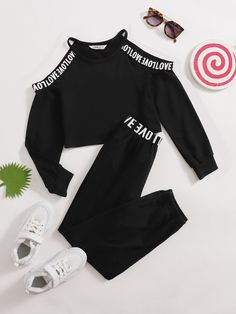 Teen Girl Outfits, Girls Fashion Clothes, Sporty Outfits, Cute Outfits For Kids, Teen Fashion Outfits, Mode Outfits, Girly Outfits, Cute Casual Outfits, Stylish Outfits
