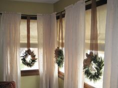 On Crooked Creek: Rustic Christmas On The Prairie! (