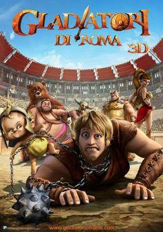 Gladiatori Di Roma - Gladiators Of Rome - Đấu sĩ thành Rome Streaming Movies, Hd Movies, Movies To Watch, Movies Online, Movies And Tv Shows, Movie Tv, 2012 Movie, Gladiators Of Rome, The Hollywood Reporter