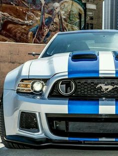 Ford Mustang Shelby GT500 Widebody
