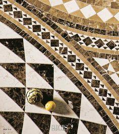Sicis cosmati mosaic collection