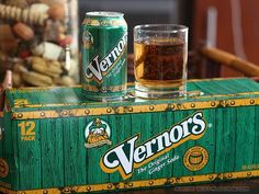 Vernors Ginger Soda is America's oldest surviving soft drink. It was created in 1866 by James Vernor, a Detroit pharmacist.