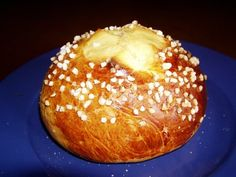 Recette de Mouna oranaise de Pâques : la recette facile