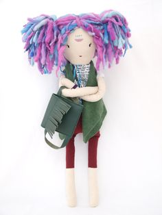 Rebel Doll by Lily Blaise