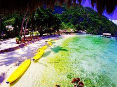 Why don't you go there⛱☀️ #emieriエルニドの旅  #philippines#philippine#palawan#elnido#minilocisland#elnidoresorts#brach#kayak#palmtree #comeseephilippines#itsmorefuninthephilippines#th_ph#the_ph#ilovephilippines#themostbeautifulbeaches#elnidogram #gopro#hero4#goproph #trip#travel#instatravel#travelgram#instapassport  #海外旅行#海外#フィリピン#パラワン島#エルニド