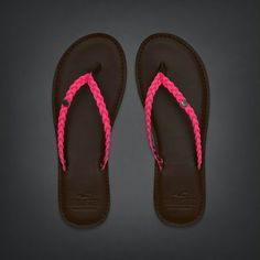Hollister flipflops