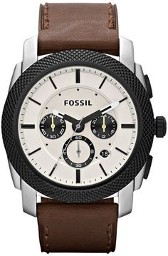 FS4732 - Authorized Fossil watch dealer - MENS Fossil MACHINE, Fossil watch, Fossil watches