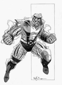Colossus by Reilly Brown