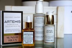 """A Model Recommends describes Sunday Riley skincare as a """"wolf in sheep's clothing""""- #skincare #beauty #skincareroutine"""