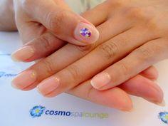 #cosmospalounge #nailart #shells