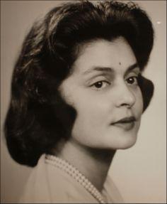 Princess Gayatri Devi of Cooch Behar, Maharani Gayatri Devi, Rajmata of Jaipur