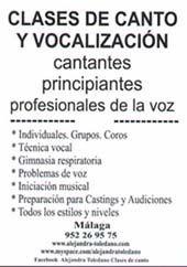 Buenos días!!!  En Clase ya... Rehabilitación de problemas de voz En un ratín un mini break En el mismo lio :)) ♪♫♪ www.alejandra-toledano.com