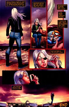 Rose Wilson aka Ravager taking drugs to gain super powers.  This is not new.  Hourman from 1940 was the first comic book character to take drugs to become a super hero.  Then there is also Captain America.