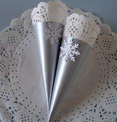 Cone para Guloseimas Tema Frozen | Festas by Cris | Elo7
