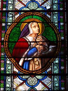 Sté Jeanne de Lestonnac. Le Bugue. France