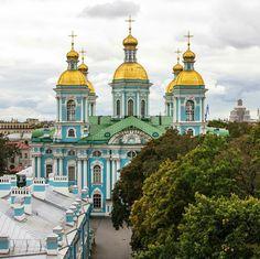 Николо-Богоявленский морской собор, СПб., Россия