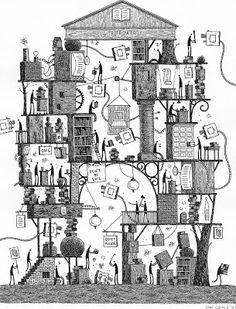 Graphic Engine: Comics and Architecture