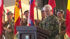 Chairman of the Military Committee - Opening ceremony of Trident Junctur...