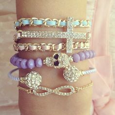 princess p jewelry set