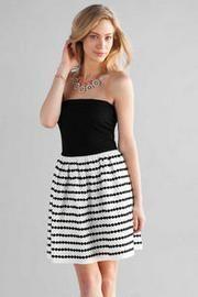 Willowood Strapless Dress