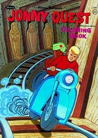 Jonny Quest - Saturday morning favorite!