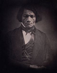 Wow, awesome bones. Possible Model -- Frederick Douglass