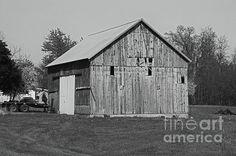 vintage, old, barn, building, rural, black, white, landscape, architecture, michiale schneider photography, interior design, framed art, wall art