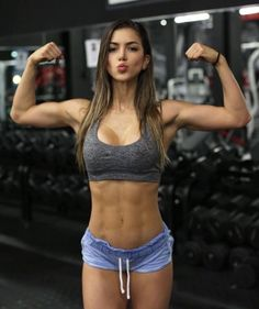 💪 Amazing fitness legs workouts at home for women. Easy leg exercises for a leg day workout & to do at the gym. Good & effective routines for toning and. Fitness Inspiration, Vive Le Sport, Model Training, Fitness Motivation, Exercise Motivation, Sport Motivation, Fitness Models, Female Fitness, Fitness Women