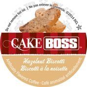 Cake Boss Coffee - Hazelnut Biscotti - 48 Single Serve K Cups for Keurig Brewers >>> Want additional info? Click on the image.