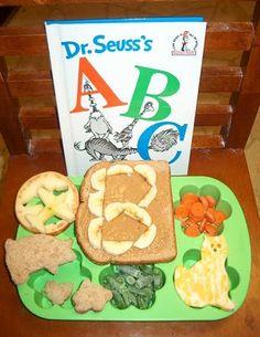 Seuss ABCs meal