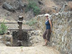in a Native Indian site
