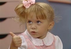 College, as Told by Michelle Tanner...Michelle Tanner is one smart cookie.