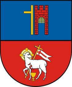 Powiat Olsztyński – tętni życiem! Central Europe, Coat Of Arms, Poland, Mercedes Benz, Movie Posters, Image, Coats, Wraps, Film Poster