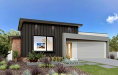 Garage Doors, New Homes, House Exteriors, Outdoor Decor, Home Decor, Decoration Home, Room Decor, Home Interior Design, Carriage Doors