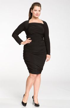 Tahari Woman 'Patty' Dress (Plus)  $128.00