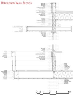 Design of Details: Frank Lloyd Wright's Affleck House by Sara Horn Study Architecture, Japanese Architecture, Architecture Drawings, Architecture Details, Small Modern House Plans, Best House Plans, Shading Device, Presentation Styles, Usonian