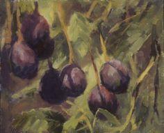 "'Avocados' by Michael Enriquez -  10X12"" $1200  framed . www.TartagliaFineArt.com"