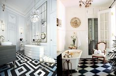 How To Pull Off The Black And White Look