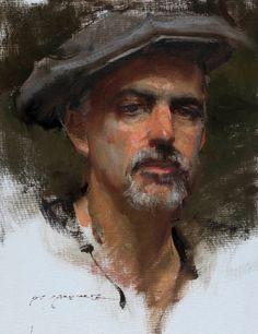 Daniel F. Gerhartz, 1965 ~ Figurative painter   Tutt'Art@   Pittura * Scultura * Poesia * Musica  