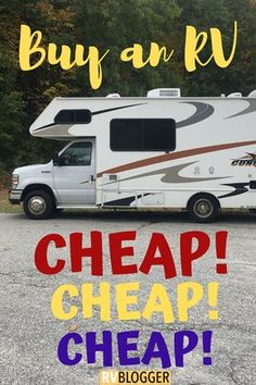 Are you into cheap rv living and wondering how to buy a cheap camper or free motorhomes for a cheap rv renovation, remodel, makeover or rehab? You can search for RV for sale by owner or read this awesome article. living for beginners How To Get A Free RV Rv Trailers For Sale, Rv Campers For Sale, Travel Trailers, Small Campers, Rv Travel, Cheap Trailers, Travel Trailer Living, Camper Trailers, Cheap Rv Living