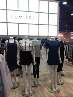 Lumiere booth at #wwdmagic Feb 17, 2015 #magiclv #magicconvention #magicready #lumierefashion #lumieretiming