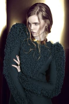 Stine Ladefoged Autumn Winter 2013/2014 Campaign | FashionMention